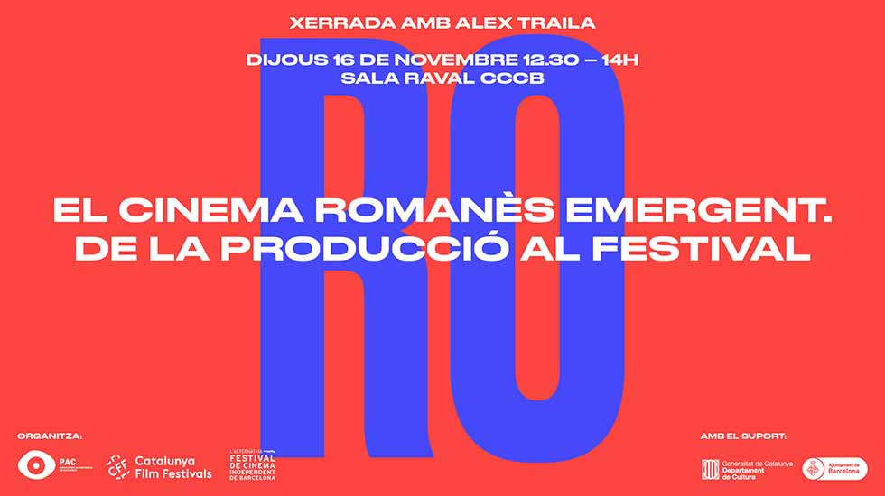 Talk: Emerging Romanian Cinema