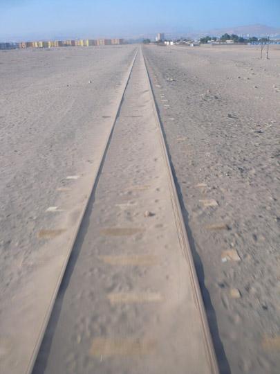 Arica a Tacna