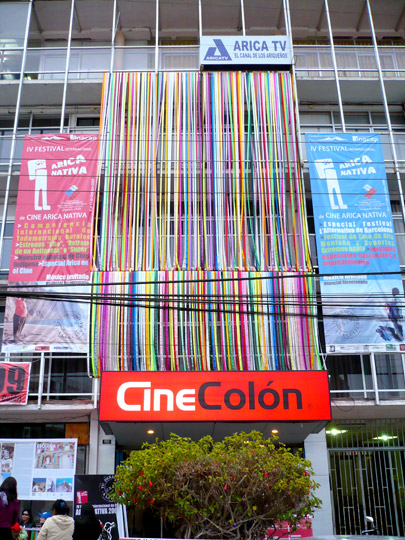 Cine Colon Arica