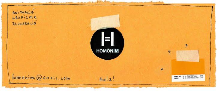 estudi homonim
