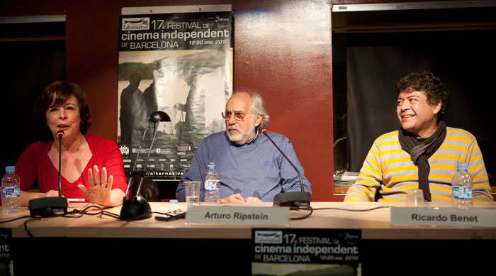 mesa redonda mexico garciadiego, risptein &amp; benet