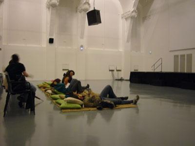 estreno del suelo teatre