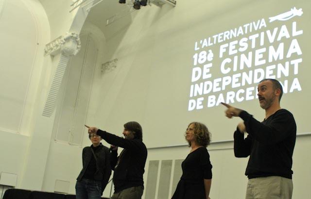 Oblidant Nonot @ l'Alternativa /Pablo garcia & Yolanda Olmos)