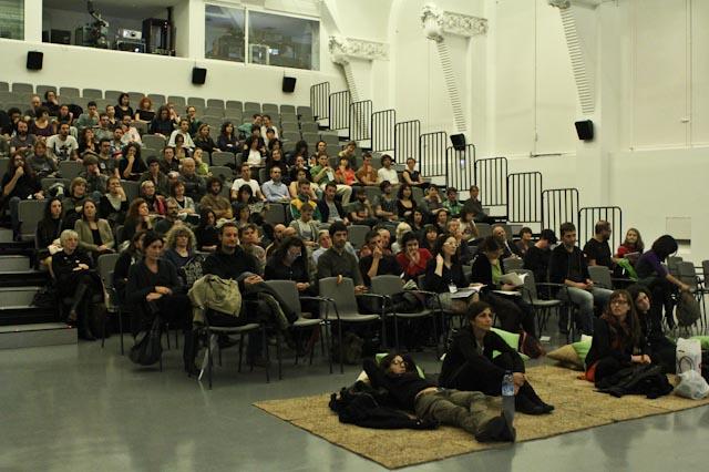 sesión 6 de cortos @ l'Alternativa 2011 teatre CCCB