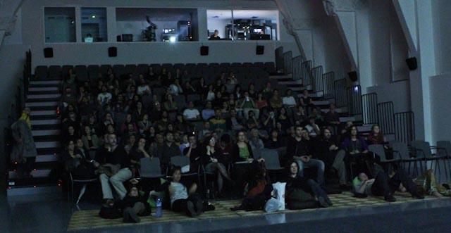 sesión 6 cortos @ l'Alternativa 2011 teatre CCCB