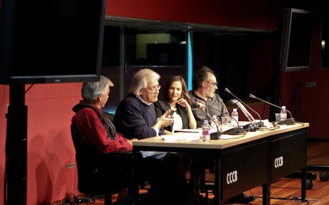 mesa redonda contadores de historias @ l'Alternativa 2011
