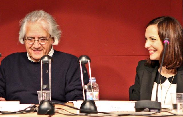 Patricio Guzmán & Paula Ortiz @ l'Alternativa 2011