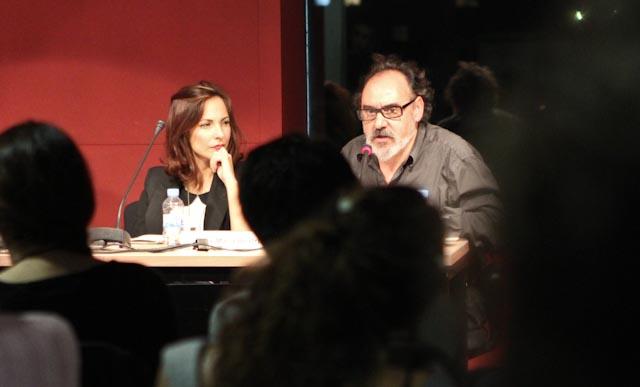 paula ortiz & José maria de orbe @ l'Alternativa 2011