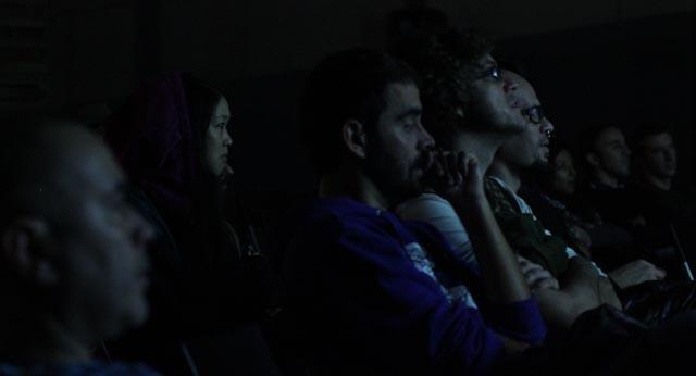 pantalla hall @ l'alternariva 2011