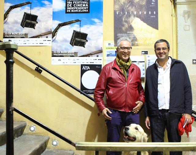 lluís miñarro, helvecio marins jr & noé @ l'Alternativa 2011