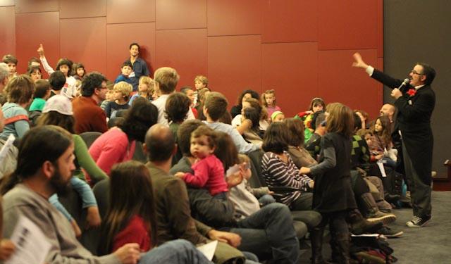 petits experiments @ l'Alternativa 2011