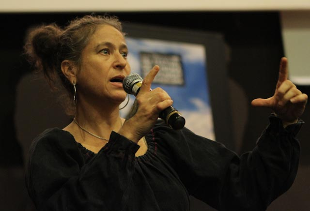 naomi uman (kalendar) @ l'Alternativa 2011