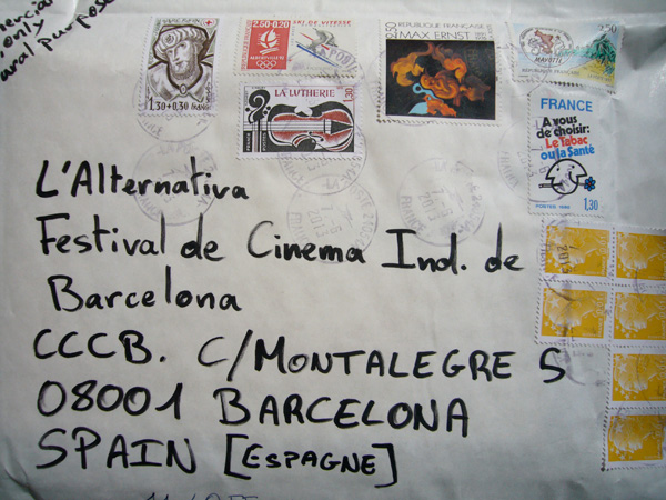 call for entries l'Alternativa 2013