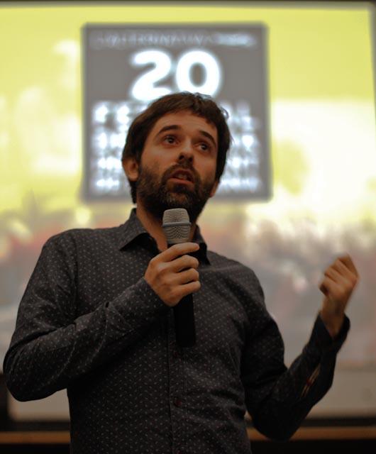L'Alternativa 2013  - Jorge Tur