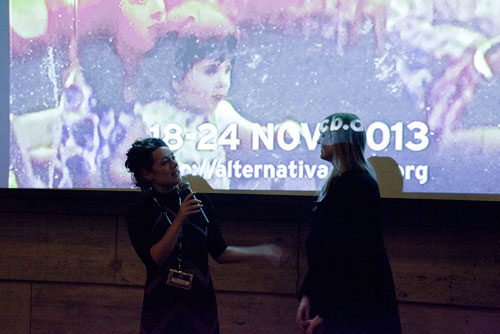 L'Alternativa 2013 - Hall