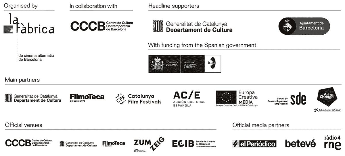 L'Alternativa 2019 - Barcelona Independent Film Festival