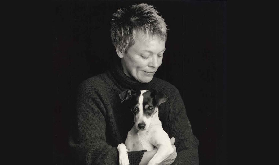 Heart of a Dog de Laurie Anderson y su perra pianista Lolabelle