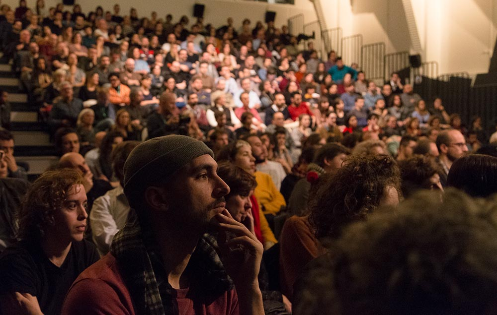 Cineastas y equipos presentes en l'Alternativa 2019